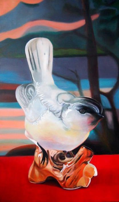 Birds Eye View - Melanie MacDonald