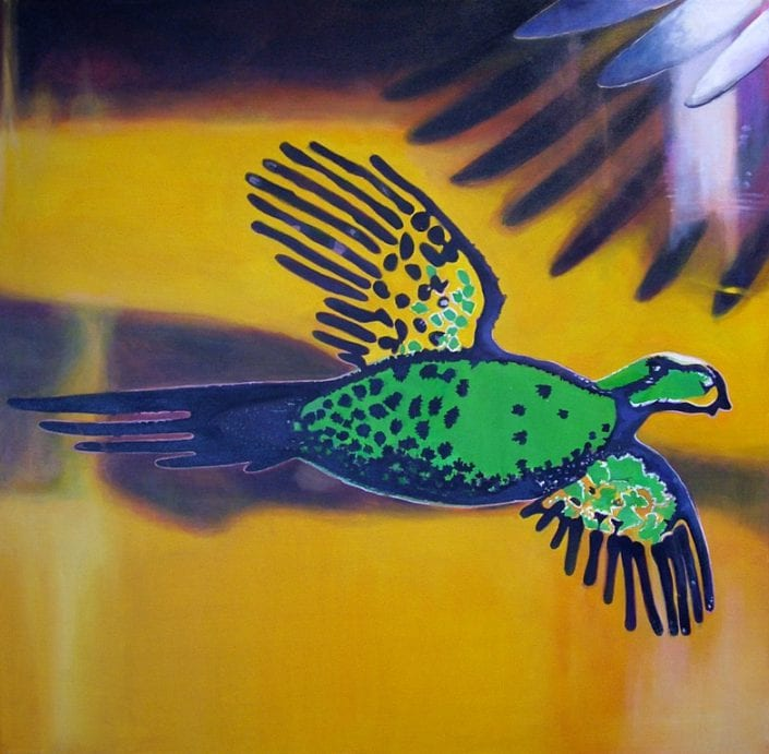 Game Bird - Melanie MacDonald