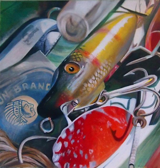 Huron Brand Hooks - Melanie MacDonald