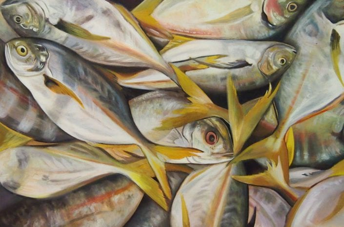 Mess of Fish, Panama - Melanie MacDonald