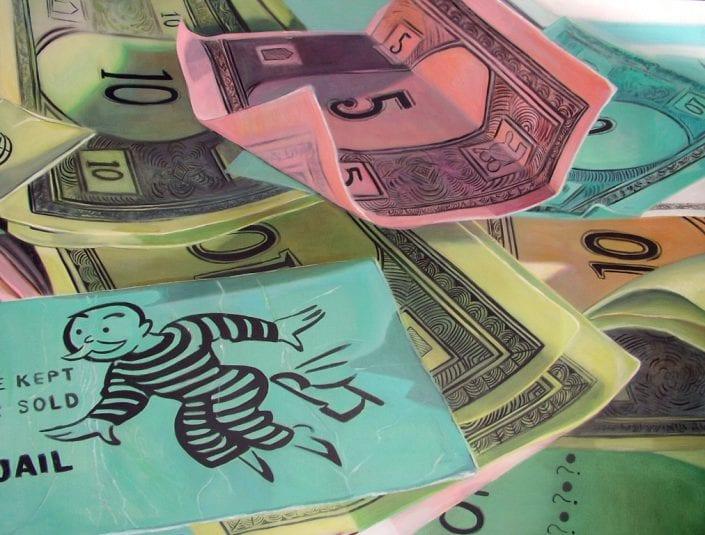 Monopoly Money - Melanie MacDonald