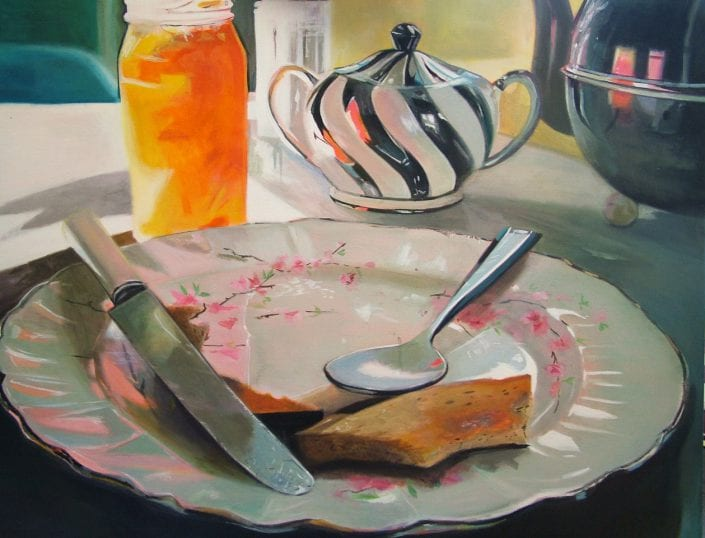 Orange Marmalade and Toast - Melanie MacDonald