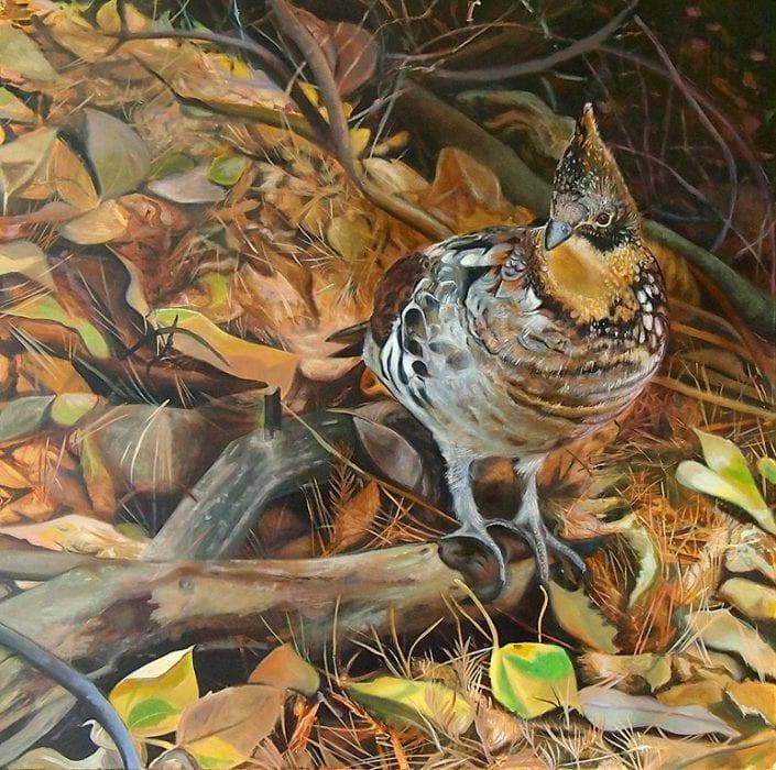 Partridge - Melanie MacDonald