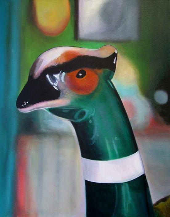 Pheasant - Melanie MacDonald