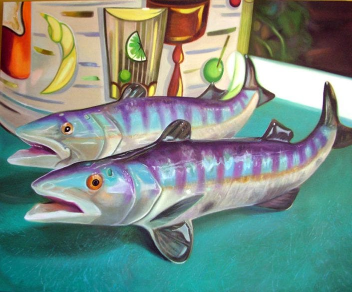 Salt and Pepper Muskies - Melanie MacDonald