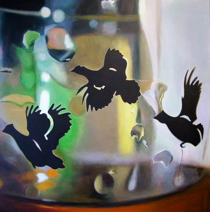 Three Partridge - Melanie MacDonald