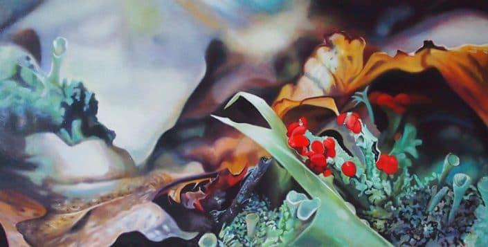 Melanie MacDonald - Forest Floor, Alice, ON