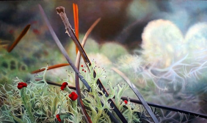 Melanie MacDonald - Corals Of The Forest