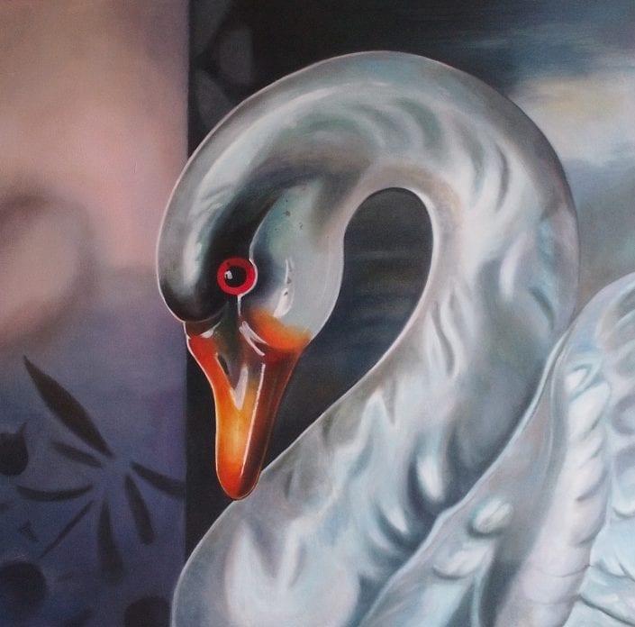 Dark Swan - Melanie MacDonald